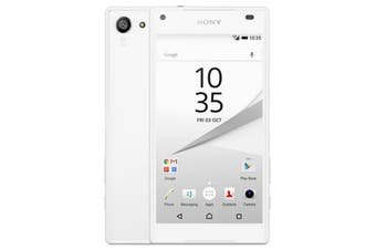 Brand New Sony Xperia Z5 E6633 Dual SIM 4G LTE (32GB, White)