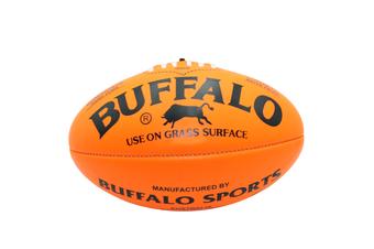 Buffalo Soft Touch Aussie Rules Football - Orange Mini 20cm