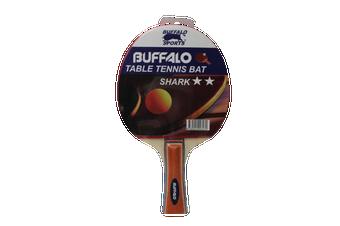 Buffalo Sports Shark Table Tennis Bat