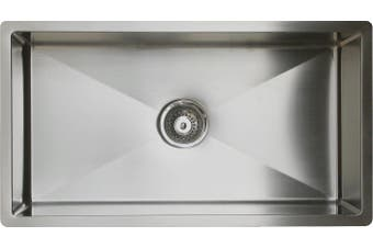 810x450x250 Large Single Bowl Sink Laundry Trough