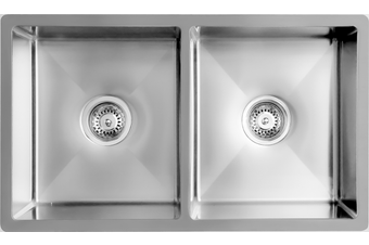 775x450x205 Double Bowl Sink