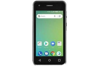 Telstra Essential Smart A125 4GX (Australian Stock 8GB 4G LTE) - Black