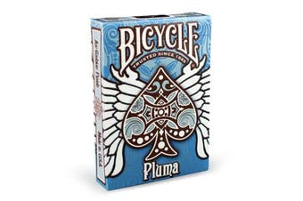 Pluma Playing Cards Mayan Deck Bicycle Poker Magic