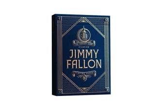 Jimmy Fallon Playing Cards Premium Poker Magic Performance Deck