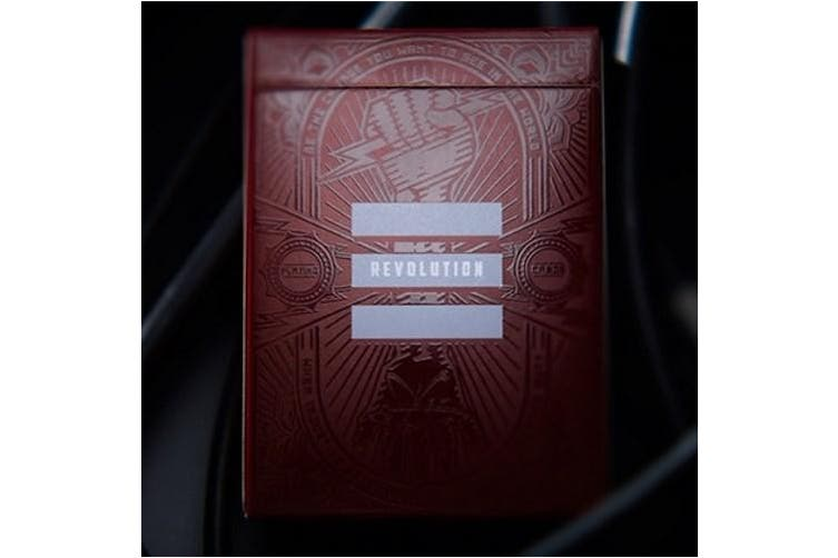 Revolution Playing Cards Rebellion Defiant by Murphy's Magic