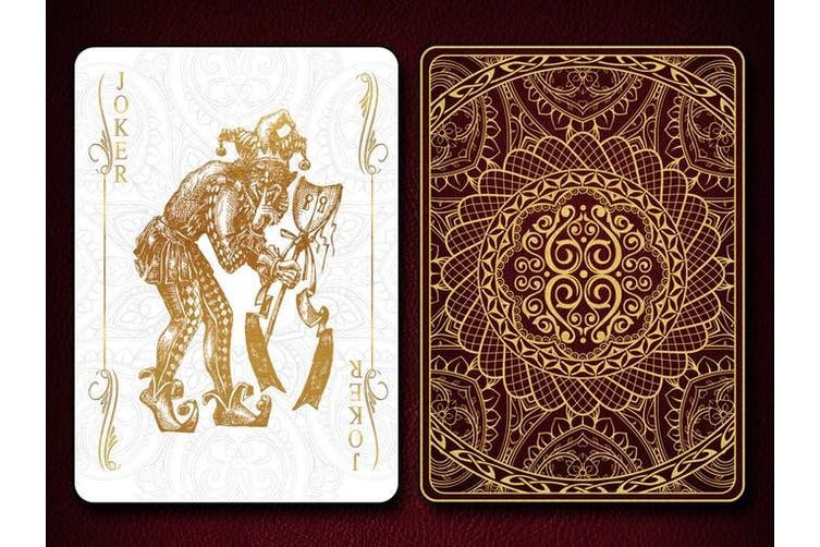 Excellence Playing Cards Luxury Premium Collection deck by Elite