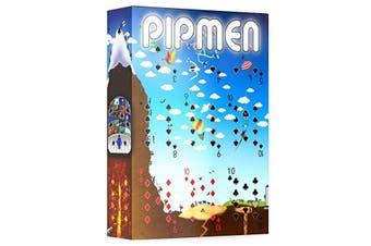 Pipmen Playing Cards Full World Edition V2 Deck