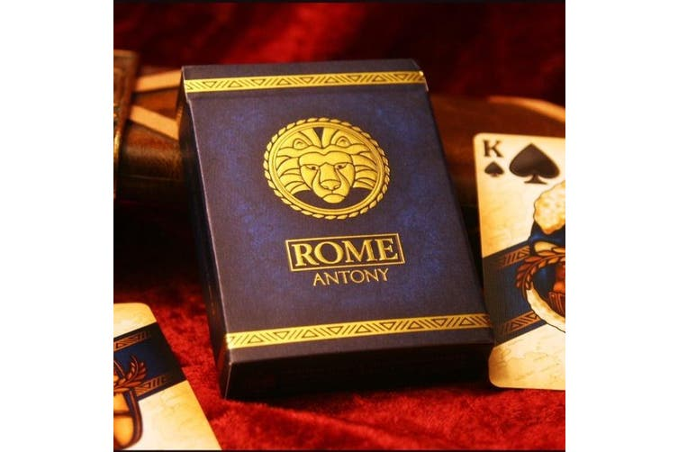 Rome Antony Playing Cards Rare Roman Premium Deck Poker Magic