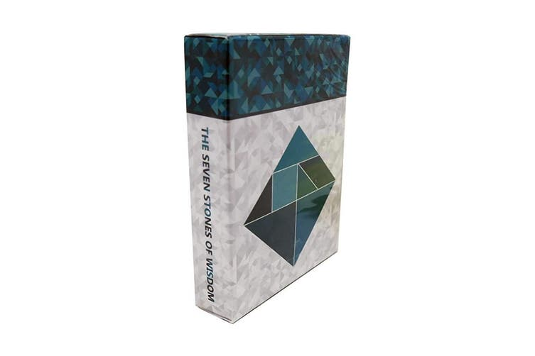 Tangram Playing Cards Sea Edition the Seven Stones of Wisdom