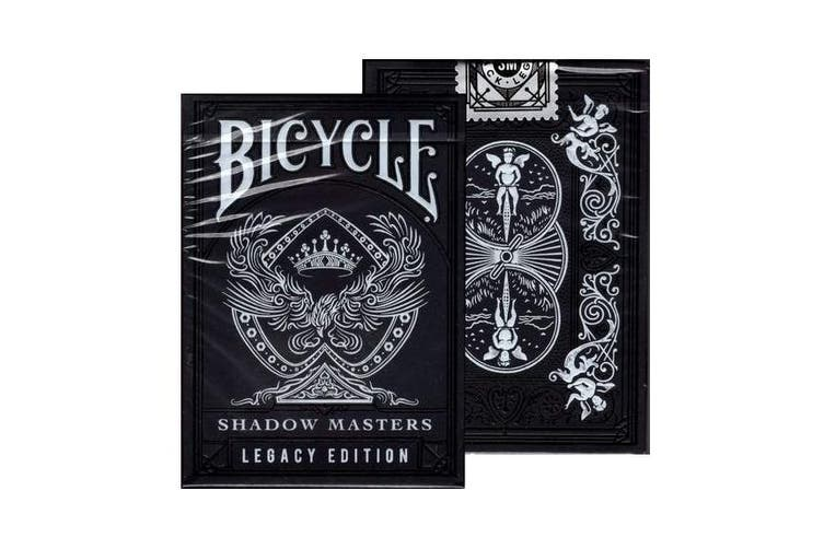 Shadow Masters Playing Cards Legacy Edition Ellusionist