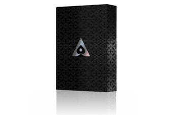Aces Playing Cards 100% Plastic Premium Poker Deck by Vanda