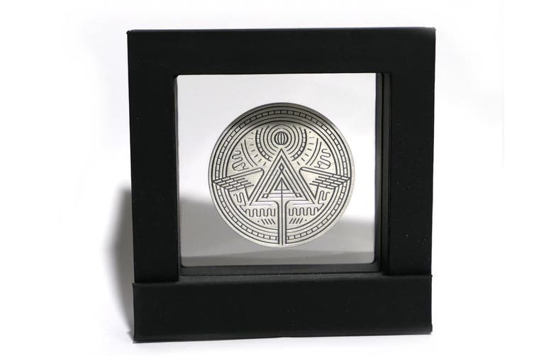 Modern Idols Hope Coin by Thirdway Industries Playing Cards in Display Case