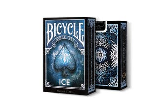 Bicycle Ice Playing Cards Air Cushion Finish