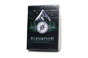 Elevation Playing Cards Night Edition by Emilysleights52 8