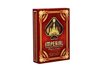 Imperial Playing Cards Aristocrat Magic Finish Deck