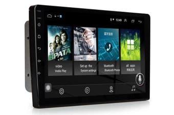 "9"" Android 8.1 Truck Bus Van Heavy Vehicle Navigation GPS Bluetooth Car Player Navigation Radio Stereo DVD Head Unit In Dash Plus OEM Fascia - Left Hand Drive"
