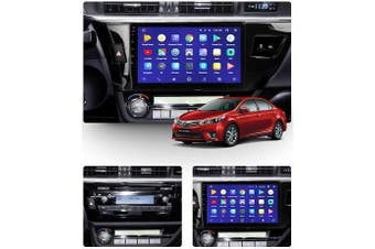 "10.2"" Android 8.1 Corolla 11 2012-2016 GPS Bluetooth Car Player Navigation Radio Stereo DVD - 2012 / Left Hand Drive"