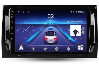 """9"""" Android 8.1 SKODA KODIAQ 2017-2018 with CAM GPS Bluetooth Car Player Navigation Radio Stereo DVD Head Unit In Dash Plus OEM Fascia - 2018 / Right Hand Drive"""