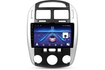 "9"" Android 8.1 KIA Cerato 1 2004-2008 w CAM GPS Bluetooth Car Player Navigation Radio Stereo DVD Head Unit In Dash Plus OEM Fascia - 2004 / Left Hand Drive"