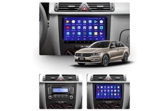 "9"" Android 8.1 Volkswagen Bora 2008-2012 w CAM GPS Bluetooth Car Player Navigation Radio Stereo DVD Head Unit In Dash Plus OEM Fascia - 2012 / Left Hand Drive"