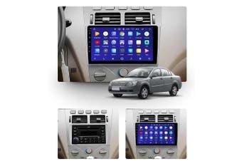"10.2"" Android 8.1 Vortex Estina 1 2008-2012 w CAM GPS Bluetooth Car Player Navigation Radio Stereo DVD Head Unit In Dash Plus OEM Fascia - 2010"
