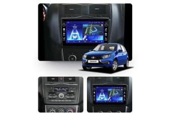 "10.2"" Android 8.1 LADA Granta Cross 2018-2019 w CAM GPS Bluetooth Car Player Navigation Radio Stereo DVD Head Unit In Dash Plus OEM Fascia - 2019"