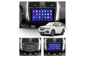 "10.2"" Android 8.1 Lifan X60 2012-2016 w CAM GPS Bluetooth Car Player Navigation Radio Stereo DVD Head Unit In Dash Plus OEM Fascia - 2012"