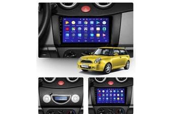 "10.2"" Android 8.1 Lifan Smily 320 2008-2015 w CAM GPS Bluetooth Car Player Navigation Radio Stereo DVD Head Unit In Dash Plus OEM Fascia - 2011"