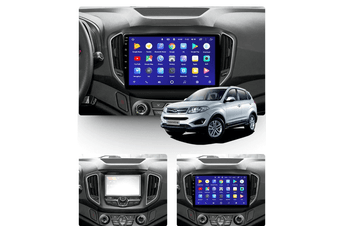 "10.2"" Android 8.1 Chery Tiggo 2014-2018 w CAM GPS Bluetooth Car Player Navigation Radio Stereo DVD Head Unit In Dash Plus OEM Fascia - 2018"
