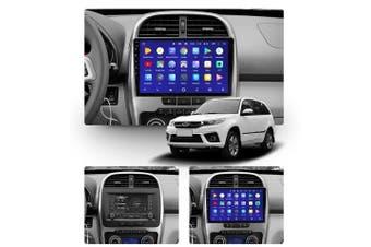 "10.2"" Android 8.1 Chery Tiggo 3 2014-2015 w CAM GPS Bluetooth Car Player Navigation Radio Stereo DVD Head Unit In Dash Plus OEM Fascia - 2015"