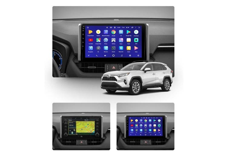 Image result for toyota navigation 2020 android