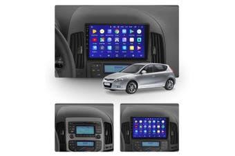"10.2"" Android 8.1 Hyundai i30 1 FD 2007 - 2012 GPS Bluetooth Car Player Navigation Radio Stereo DVD - 2008 / Right Hand Drive / A"
