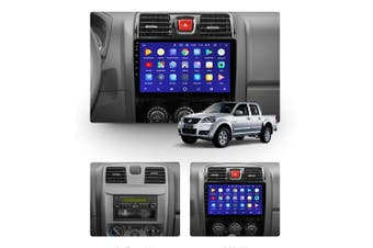 "10.2"" Android 8.1 Haval Great Wall Wingle 5 2011 - 2015 GPS Bluetooth Car Player Navigation Radio Stereo DVD Head Unit In Dash Plus OEM Fascia - 2014 / Left Hand Drive"