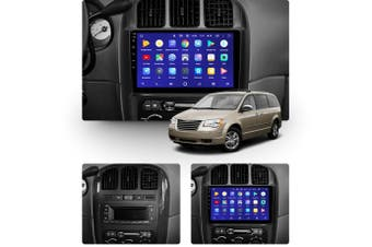 "10.2"" Android Dodge Caravan 4 2000 - 2007 GPS Bluetooth Car Player Navigation Radio Stereo DVD - 2007 / Left Hand Drive"