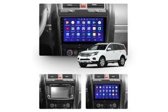 "10.2"" Android 8.1 Great Wall Haval H5 1 2010 - 2017 GPS Bluetooth Car Player Navigation Radio Stereo DVD Head Unit In Dash Plus OEM Fascia - 2017 / Left Hand Drive"