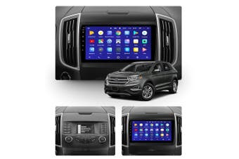 "10.2"" Android 8.1 For Ford Edge 2 2015 - 2018 Head Unit In Dash Plus OEM Fascia - 2018 / Left Hand Drive"