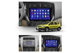"10.2"" Android 8.1 For Nissan Livina 2 2013 - 2020 Head Unit In Dash Plus OEM Fascia - 2013 / Left Hand Drive"