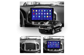 "10.2"" Android 8.1 For Chevrolet Holden Captiva 1 2011 - 2016 - 2013 / Left Hand Drive"