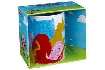 Adventure Time Coffee Mug - Silhouettes