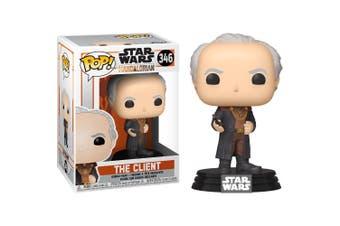 POP Star Wars The Mandalorian - The Client