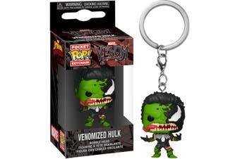 POP Pocket Keychain Venom - Venomized Hulk