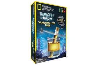 National Geographic Vanishing Test Tube