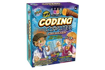 My First Coding and Computer Science Kit Wild Science