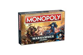 Monopoly Warhammer 40,000 Edition