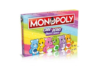 Monopoly Care Bears Edition
