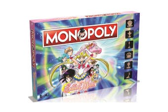 Monopoly Sailor Moon Edition