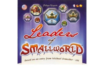 Leaders of Small World Expansion