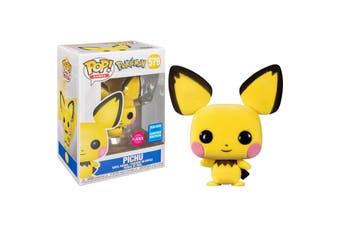 POP Pokemon Pichu Flocked WC20 (RS)