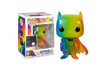 POP Pride Rainbow Batman