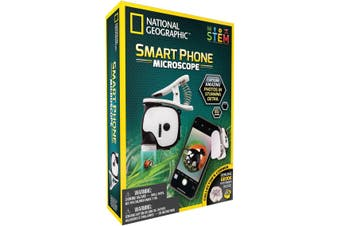 Smart Phone Microscope National Geographic